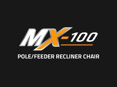 Middy Mx 100 Chair - Soar Tackle